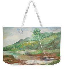 Quietness Weekender Tote Bag