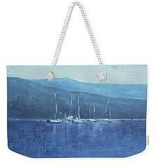 Quietude Weekender Tote Bag