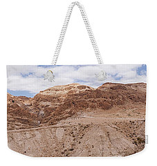 Qumran National Park Weekender Tote Bag by Yoel Koskas