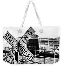 R/R Weekender Tote Bag