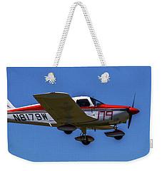 Race 179 Fly By Weekender Tote Bag