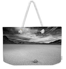 Race Track Valley Weekender Tote Bag
