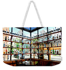 Rack Em Up Weekender Tote Bag by Marie Neder