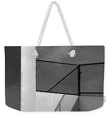 Weekender Tote Bag featuring the photograph Racquetball IIi  by Richard Rizzo