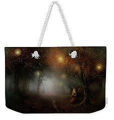Radagast The Brown Weekender Tote Bag by Joe Gilronan