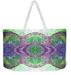 Radiance  Weekender Tote Bag by Rachel Hannah