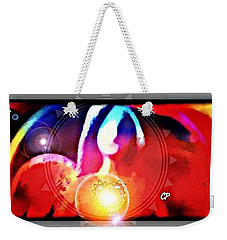 Radiant Angel Weekender Tote Bag