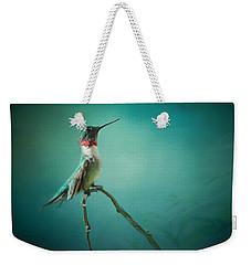 Radiant Jewel Weekender Tote Bag