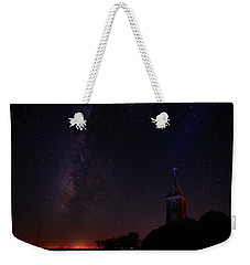 Weekender Tote Bag featuring the photograph Radiant Light by Jonathan Davison