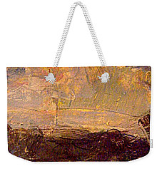 Radiant Light Weekender Tote Bag by Nancy Kane Chapman