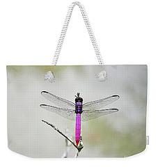 Radiant Roseate Weekender Tote Bag
