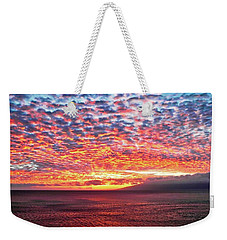 Radiant Sunset Over Maui Weekender Tote Bag