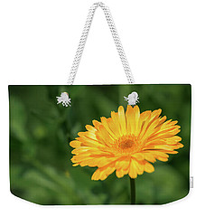Radiant Summer Flower Soaking It Up Weekender Tote Bag