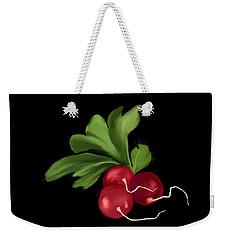 Radishes Weekender Tote Bag
