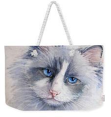 Ragdoll Cat Weekender Tote Bag