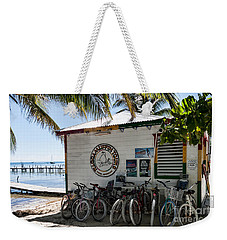 Weekender Tote Bag featuring the photograph Raggamuffin by Lawrence Burry