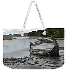 Ragnar's Epitaph Weekender Tote Bag