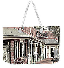 Ragtime At The Beach Weekender Tote Bag