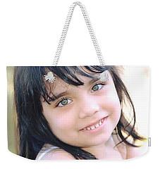 Raheema, Big Sister Weekender Tote Bag