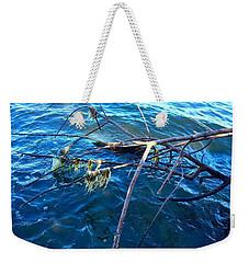 Raices Weekender Tote Bag by Carlos Avila