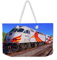 Rail Runner Weekender Tote Bag