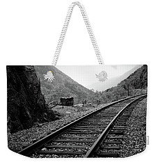 Rails Of The Notch Weekender Tote Bag