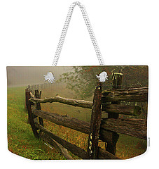Rails Of Time Weekender Tote Bag