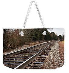 Railway To Eternity Weekender Tote Bag