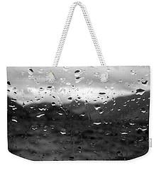Rain And Wind Weekender Tote Bag