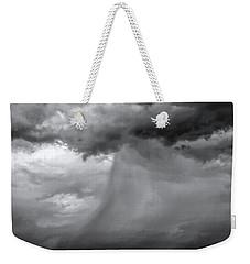 Rain Cloud Weekender Tote Bag
