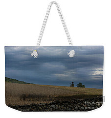 Rain Coming Weekender Tote Bag