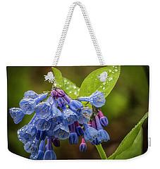 Rain Drop Bells Weekender Tote Bag