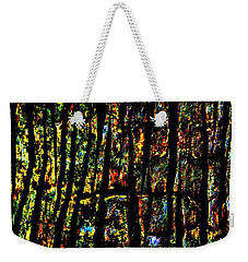 Rain Forest  Weekender Tote Bag by Amar Sheow