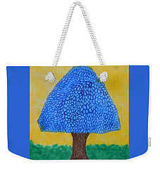 Rain Harmony Tree Weekender Tote Bag