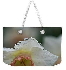 Rain In Daffodils Weekender Tote Bag