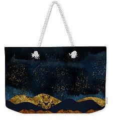 Rain Weekender Tote Bag by Katherine Smit