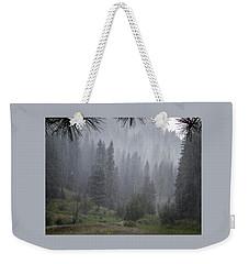 Rain Lovely Rain Weekender Tote Bag