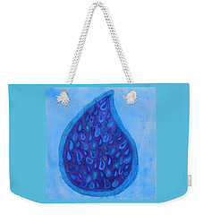 Rain Of Enlightenment Weekender Tote Bag