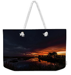 Rain Or Shine -  Weekender Tote Bag