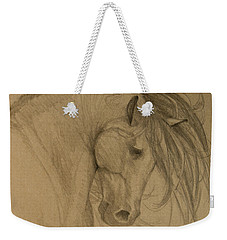 Rain Shadow - Grey Version Weekender Tote Bag