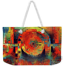 Rainbolo-1t1i-j050050237 Weekender Tote Bag by Variance Collections