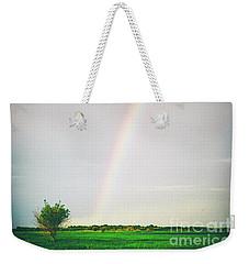 Rainbow #0157 Weekender Tote Bag