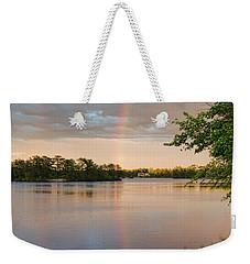 Rainbow After The Storm Weekender Tote Bag