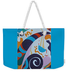 Rainbow And Pot Of Gold Weekender Tote Bag