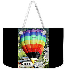 Rainbow Balloon 5 Weekender Tote Bag