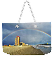 Rainbow Beach Weekender Tote Bag