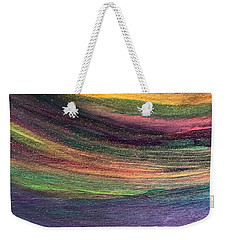 Rainbow Connection Weekender Tote Bag