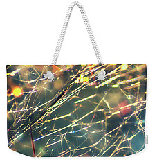 Rainbow Network Weekender Tote Bag