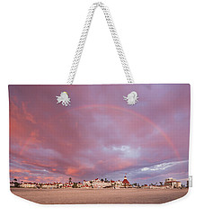 Rainbow Proposal Weekender Tote Bag