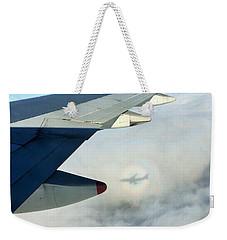 Rainbow Wingman Weekender Tote Bag